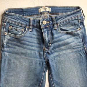 Abercrombie & Fitch woman's denim jeans